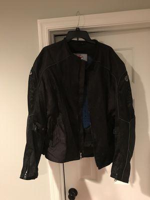 Men's XL motorcycle jacket. for Sale in Glen Allen, VA