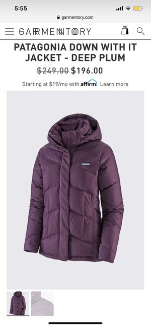 Patagonia size large NEW for Sale in Monterey Park, CA