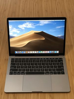 2018 Macbook Pro 13.3 Inch (with AppleCare+) for Sale in San Diego, CA