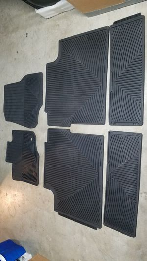 Ford f150 weather tech floor mats for Sale in Fontana, CA