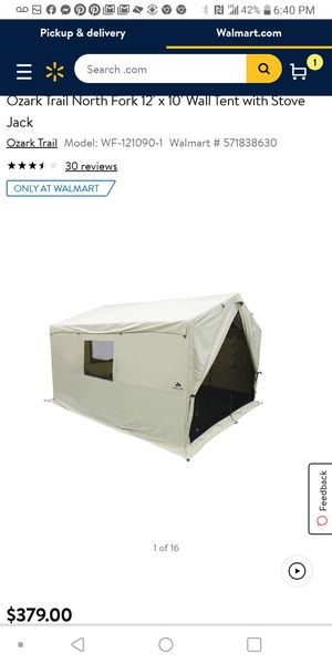 Tent for Sale in Alexis, NC
