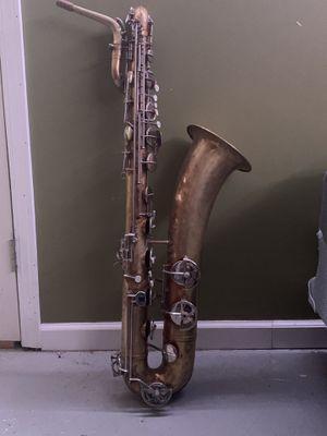 Vintage Baritone Saxophone for Sale in North Royalton, OH