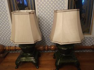 Antique Lamps called Barrel lamps for Sale in Pevely, MO