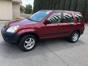 2005 honda crv clean title smogged $3500 bo for Sale in Modesto, CA