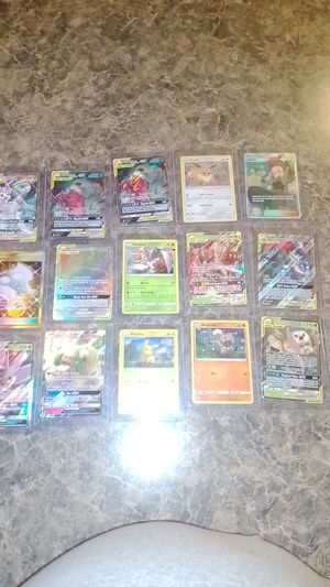 Sun and moon series Pokemon card collection for Sale in Glendale, AZ