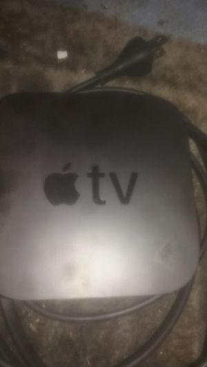 Apple TV box for Sale in Uhrichsville, OH