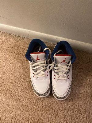 Jordan retro 3's size 7 for Sale in Newport News, VA