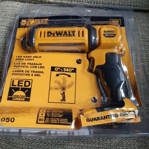 Dewalt 20v Max Led Hand Held Area Light Tool only for Sale in Exeter, CA