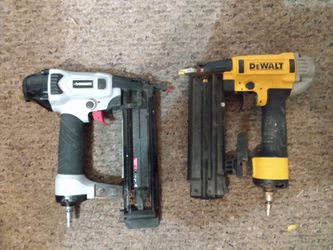 2- (18Ga.)Finish Nail Guns for Sale in Quincy,  MA