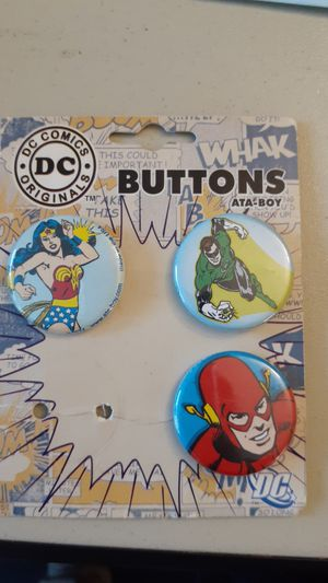 DC buttons for Sale in Eugene, OR