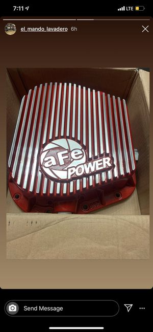 Afe Diff Cover for Sale in Baytown, TX
