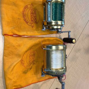 Penn International II 50TW and 30TW Big Game Fishing Reels for Sale in Poway, CA
