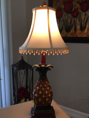 Three-way lamp for Sale in Lehigh Acres, FL