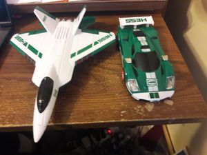 Hess 2009 car , Hess 2010 jet for Sale in Charlotte, NC
