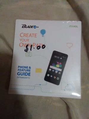 ZTE Blade Guide for Sale in Citrus Hills, FL