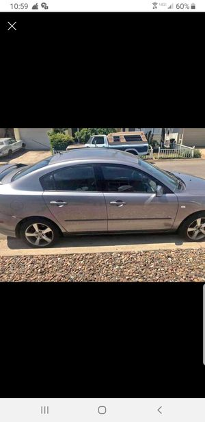 Mazda 3 .manual transmission part out 2.3 2005 for Sale in Colton, CA