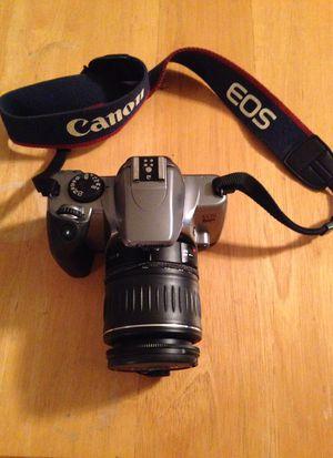 Canon EOS Rebel K2 for Sale in El Paso, TX