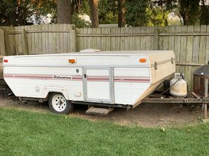 1993 Palomino Pop-up Empty camper shell. for Sale in Chicago, IL