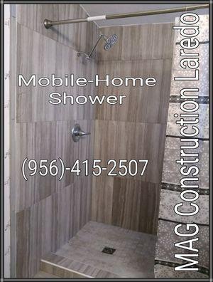 Mobile-Home Shower for Sale in Laredo, TX