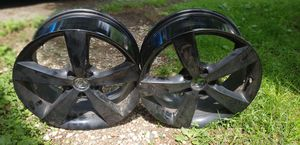 """2 All Black 18"""" Rims for Sale in Columbus, OH"""