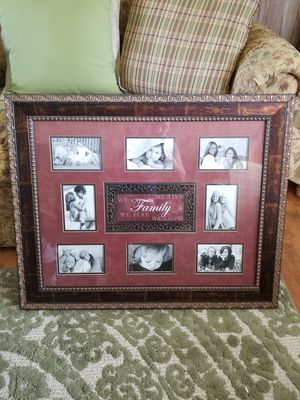 Large photo frame for Sale in Lancaster, OH