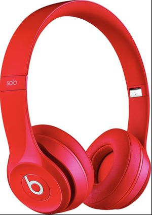 Beats by Dr dre solo 2 (wired) for Sale in Peyton, CO