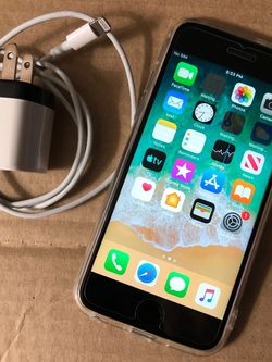 Like New Condition iPhone 6 16gb Unlocked Already Very Clean No Damage for Sale in Santa Ana,  CA