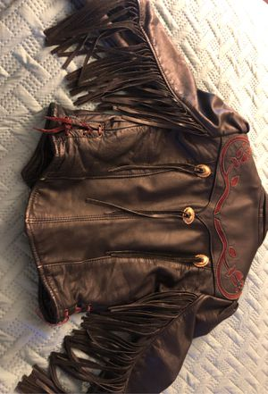 Leather Harley Davidson Jacket | Size 8 ( Small ) women's for Sale in Damascus, MD