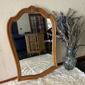 Vintage Big Mirror, Boho Style for Sale in Fontana, CA