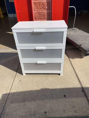 White dresser for Sale in Adelphi, MD