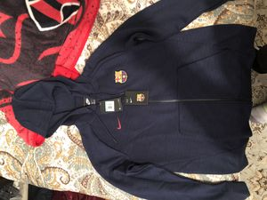 Fc barcelona jacket for Sale in Springfield, VA