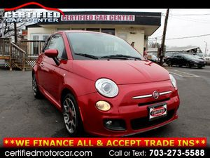 2013 Fiat 500 for Sale in Fairfax, VA