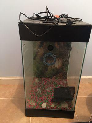 Big fish aquarium for Sale in Fort Belvoir, VA