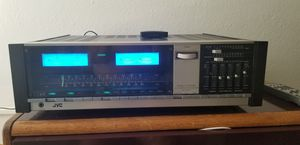 JVC STEREO RECEIVER S.E.A. Graphic Equalizer JR-S600 110W/RMS Channel for Sale in Arvada, CO