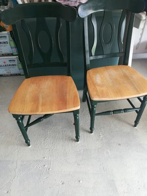 Chairs 2 for Sale in Boca Raton, FL