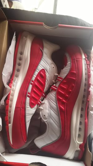 Men's size 13 Nike airmax only worn twice for Sale in San Jose, CA