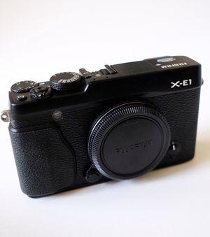 Fujifilm X-E1 Camera Body for Sale in Chicago, IL