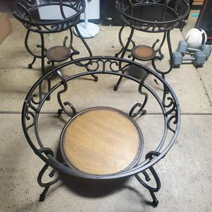 3 Piece Table Set for Sale in Fresno, CA