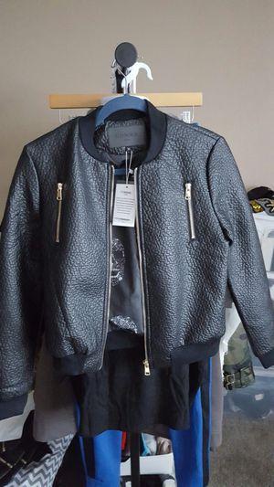 Vegan leather ladies jacket. S-L for Sale in Las Vegas, NV