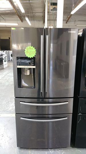"Samsung 33"" Black Stainless 4 Door w/ Flex Zone for Sale in Phoenix, AZ"
