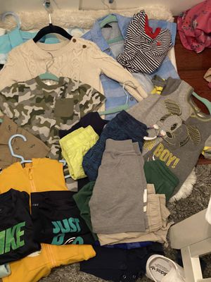 Kids Clothing size 12months to 2T (Mix) for Sale in Queens, NY