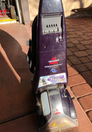 Bissell PowerSteamer Turno (Carpet Cleaner) for Sale in Las Vegas, NV
