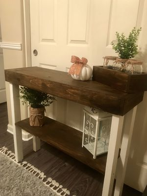 Farm house table for Sale in Fresno, CA