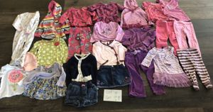 Lot W - Girls clothing 24 mo / 2T for Sale in Wildomar, CA
