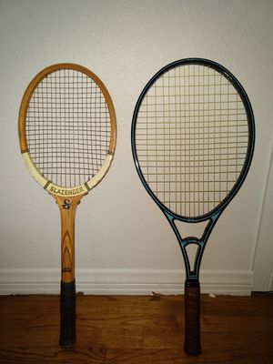 Tennis Racket - Wilson & Slazenger - $25 Each for Sale in Whittier, CA