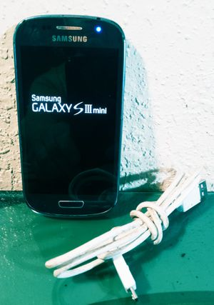 Samsung Galaxy S III mini cell Phone for Sale in Oklahoma City, OK