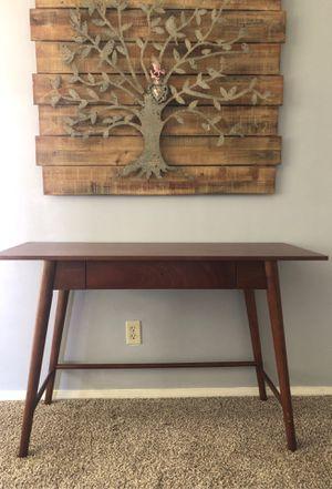 Mid-Century Modern Wood Desk for Sale in Long Beach, CA