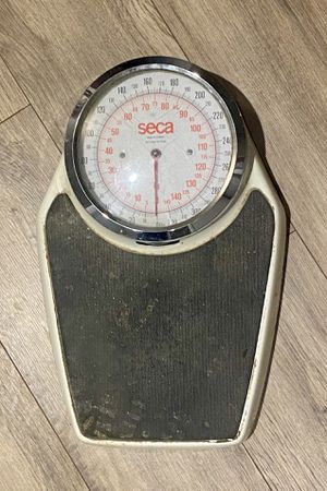 Vintage SECA GERMAN bathroom SCALE works great for Sale in Puyallup, WA