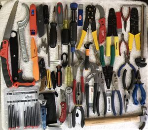 Plumbers! Electricians! Handyman! Tools! for Sale in Mound, MN