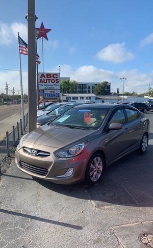 2012 Hyundai Accent $800. Down buy here pay here for Sale in Tampa, FL